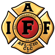 IAFF Firefighters Logo